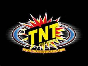 Free Sticker, Poster and More from TNT Fireworks