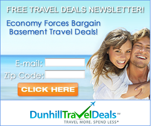 Expired: Free Dunhill Travel Deals!