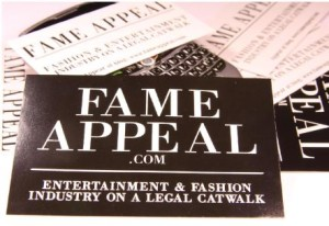 free fame appeal sticker