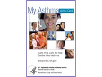 Free Asthma Wallet Card