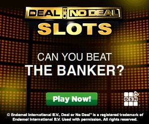 Expired: Win Cash Playing Deal or No Deal