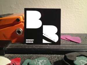 Free Bowery Boogie Sticker