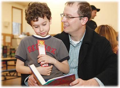 Teachers: Free Family Reading Night Kit