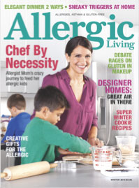 Expired: Free Issue of Allergic Living Magazine