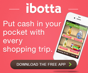 free cash for grocery shopping with Ibotta