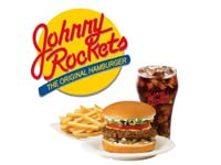 Free Hamburger at Johnny Rockets Plus Special Offers!