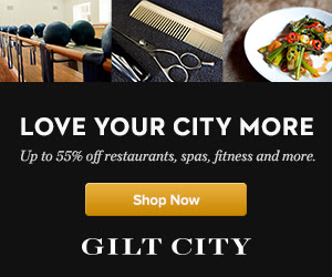 Expired: Join Gilt City Today – Its Exclusive and Hot!
