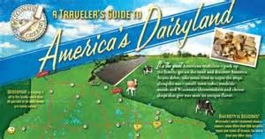 Traveler's Guide to America's Dairyland