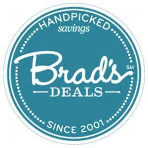 Expired: Brad's Deals: Handpicked Savings, Free Sign Up