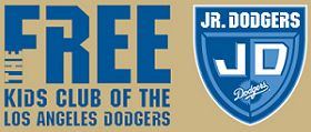 Become a Jr Dodgers Fan
