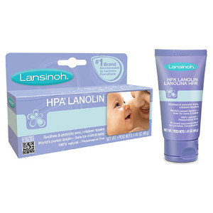 Expired: Free Sample of Lansinoh Baby Product