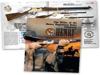 Free Henry Arms Catalog and Sticker