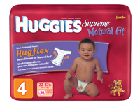 Expired: Free Sample of Huggies Little Snuggler Diapers & Natural Care Wipes