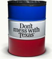 Free Don't Mess with Texas Stickers & Stuff