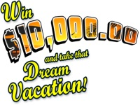 Expired: Win $10,000 & Take a Dream Vacation