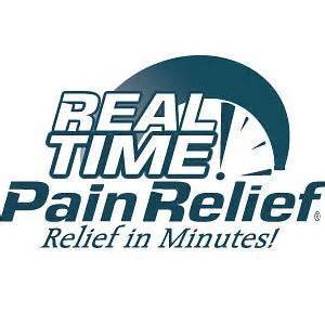 Free Sample of Real Time Pain Relief