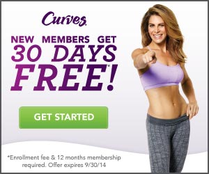 Expired: Free 30 Days at Curves
