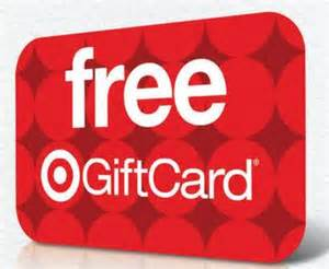 Free Target Gift Card from Seriously Free Stuff!