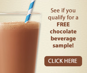 Expired: Free Ovaltine Sample