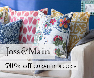 Expired: Save 70% from Joss & Main Home Furnishings