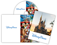Expired: Free Disney Parks Vacation Planning DVD