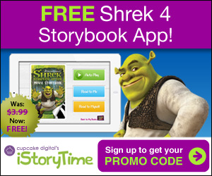Expired: Free Shrek 4 Storybook App