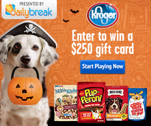 Expired: Win a $250 Kroger Gift Card!