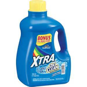 $3 off Oxiclean detergent