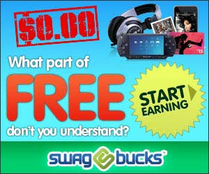 earn gift cards free with SwagBucks