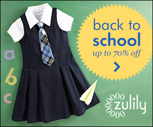 Free Daily Deals for Moms, Babies & Kids with Zulily