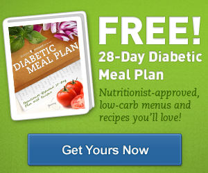 28 day diabetic meal plan