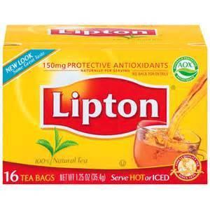 Expired:Freebie Friday! Free 16ct Box of Lipton Tea