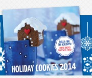 Expired: Free Holiday Cookie Recipe Book