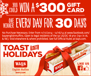 Expired: Win a $300 Gift Card!