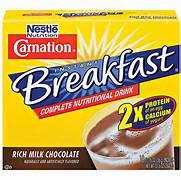 free Carnation Instant Breakfast