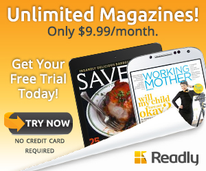 Expired: Unlimited Magazines from Readly