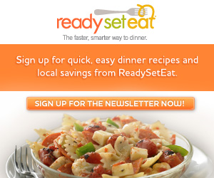 Expired: Free Recipes & More from ReadySetEat