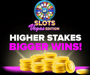 Win big in Wheel of Fortune Vegas Edition