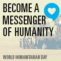 Expired: Become a Messenger of Humanity