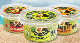 Expired: $2 Off Cabo Fresh Guacamole Coupon