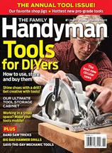 Expired: Free Issue of Handyman