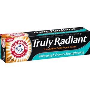 free Arm & Hammer Truly Radiant sample
