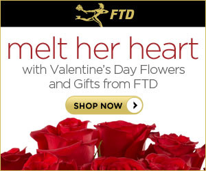Expired: Save on Valentine's Day Flowers with FTD