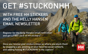 Expired: Free Helly Hansen Stickers