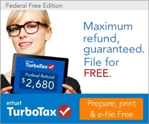 Expired: Free Turbo Tax!