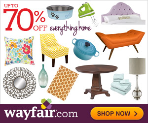 Expired: Free 10% Off Coupon from Wayfair