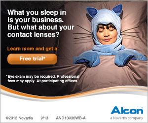 free Air Optix trial