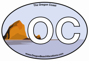 Expired: Free Oregon Coast Sticker