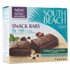 Expired: Freebie Friday! Free South Beach Diet Snack Bars