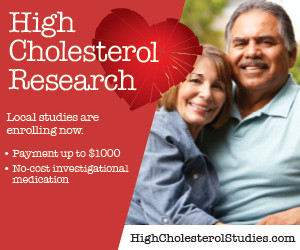 High Cholesterol Research